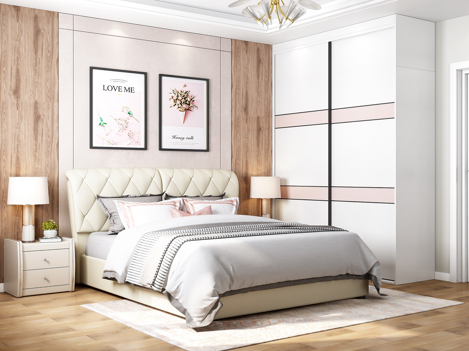 Don't Worry If the Bedroom Area Is Small. Let Me Show You Some Space-saving Bedroom Decoration Tips