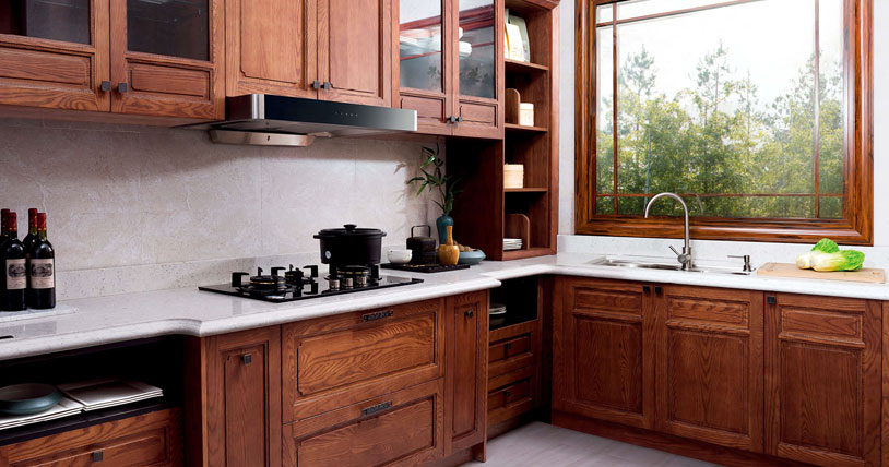 PATIO SPRING Kitchen Cabinets