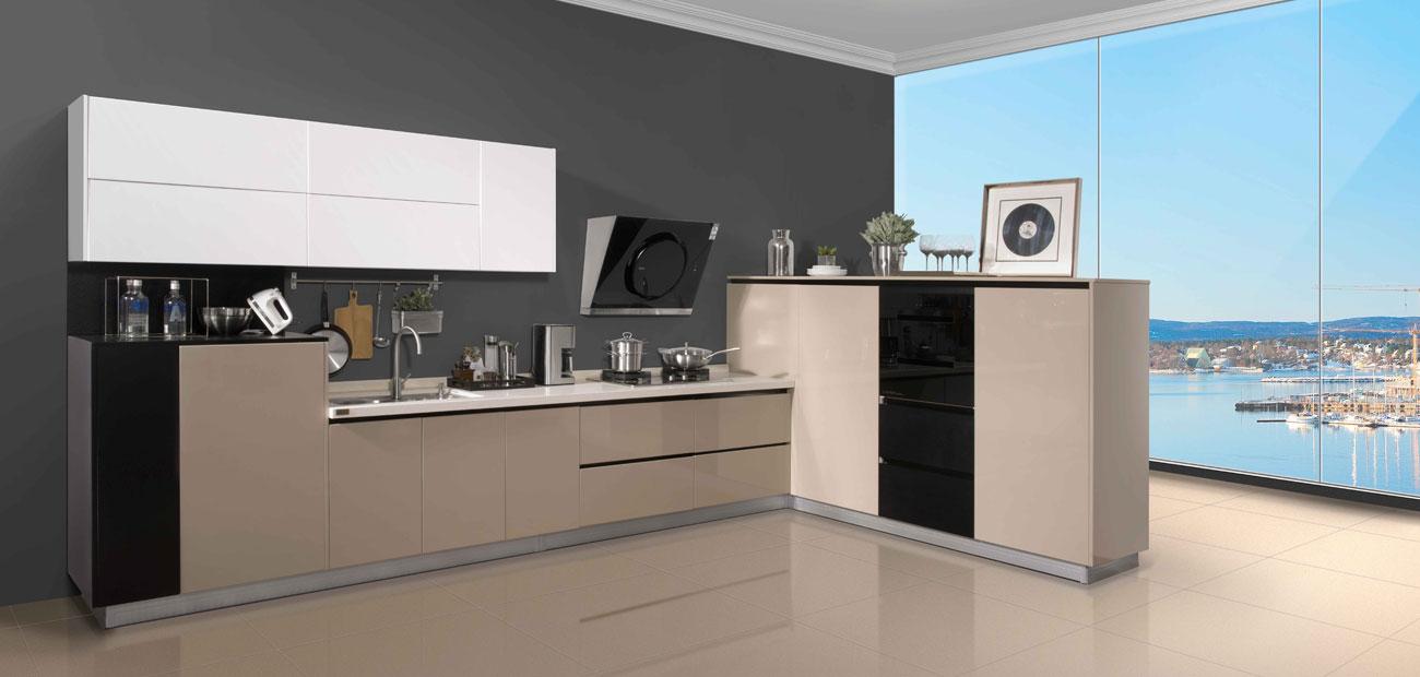 URBAN SILHOUETTE Kitchen Cabinets :Ideas, Furniture ...