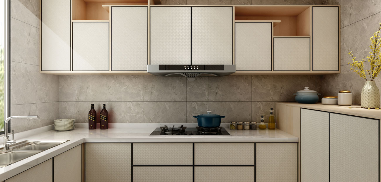 BUTTERFLY LOVE Kitchen Cabinets