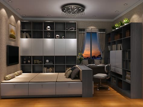 Multifunctional Room