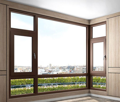 LEGEND Casement Windows