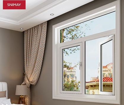 NORMANDY Casement Windows