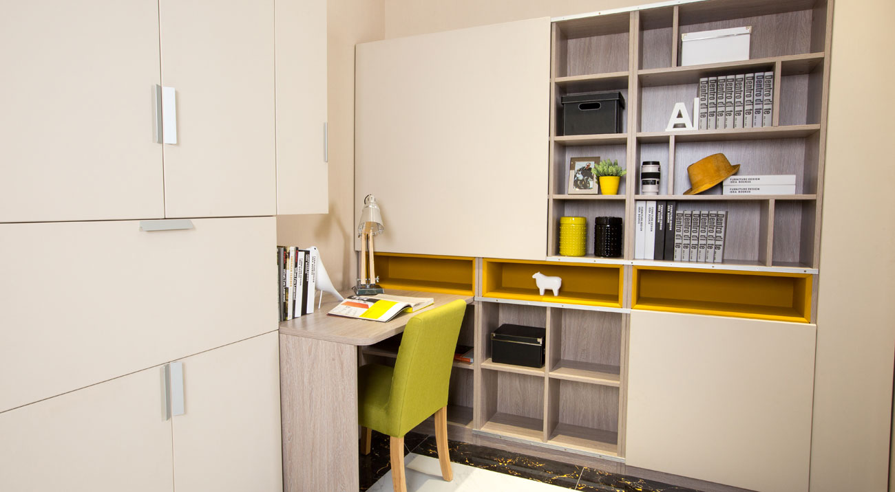 SIMPLE IMPRESSION Multifunctional -Room