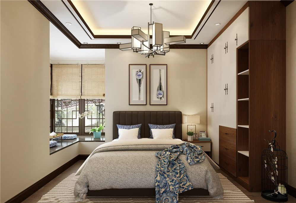 11 Kinds of Custom Side-hung Door Wardrobes Try to Beautify Your Bedroom