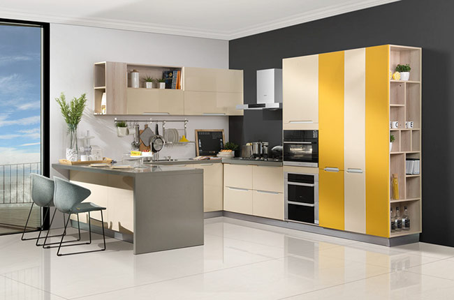 6 Styles of Kitchen Cabinet for you to Enjoy the Kitchen Life