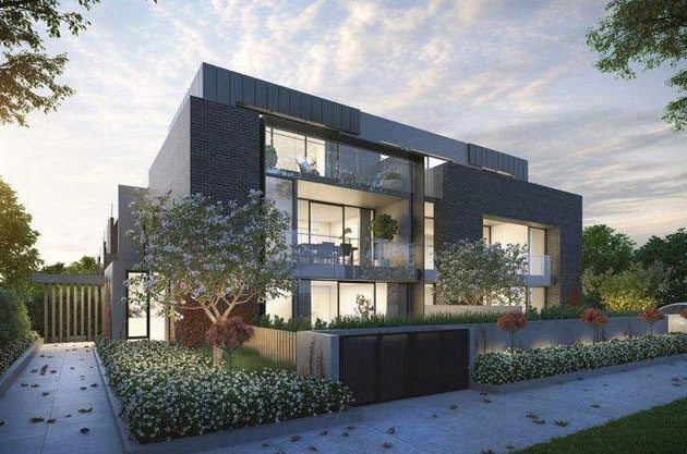 Melbourne Villa Project