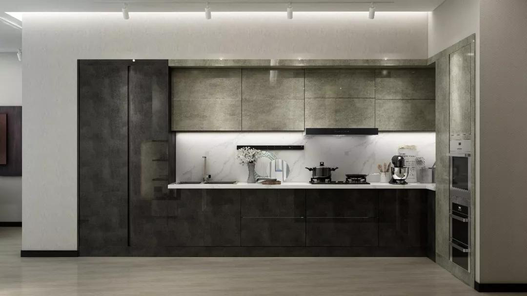 Modern European Style Kitchen Cabinets, What Is The Latest Style Of Kitchen Cabinets