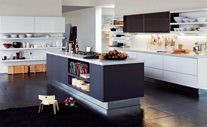 Key Points of Island Kitchen Decoration: More Than Just a Place for Cooking
