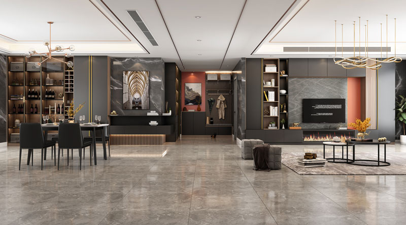 Advanced Custom Living Room Makes Your Home More Luxurious
