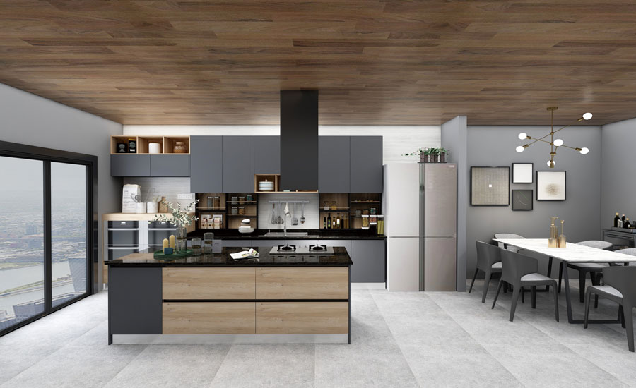 Why Stainless Steel Kitchen Cabinet ?