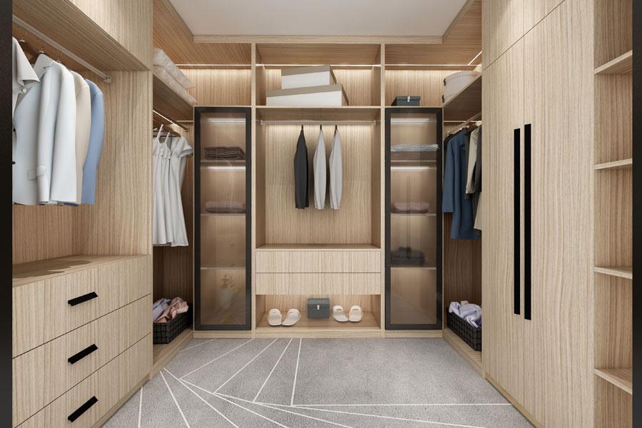 The Benefits of Custom Make Wardrobe